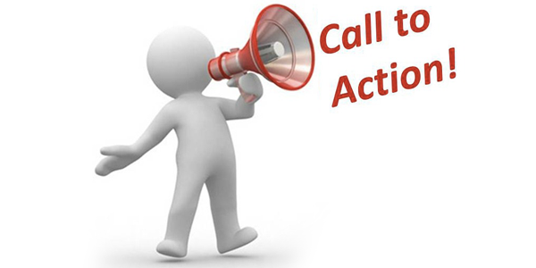 Call to action efficace