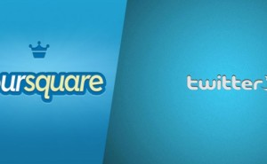 Twitter-Foursquare