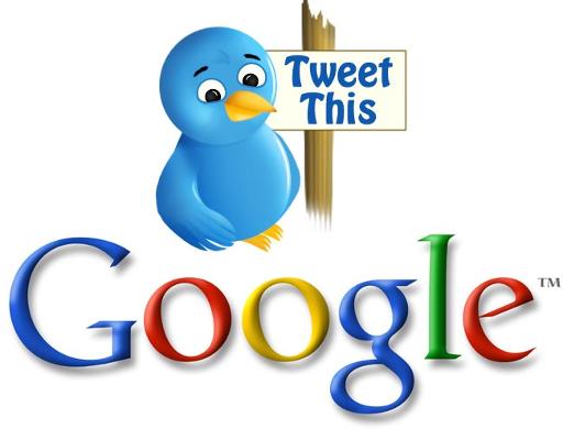 Accordo Google-Twitter