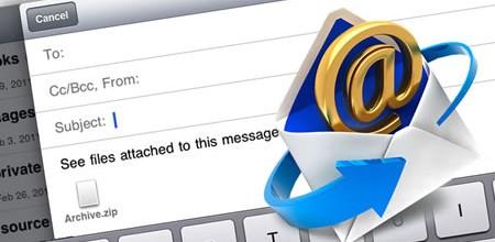 L'oggetto mail