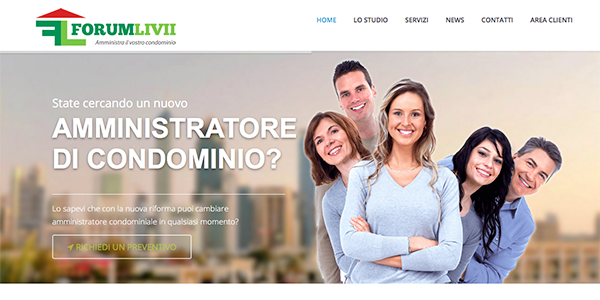 Nuovo sito Forum Livii Srl